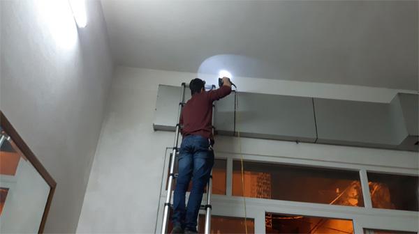 Sửa chữa cửa cuốn tại phường Cát Linh