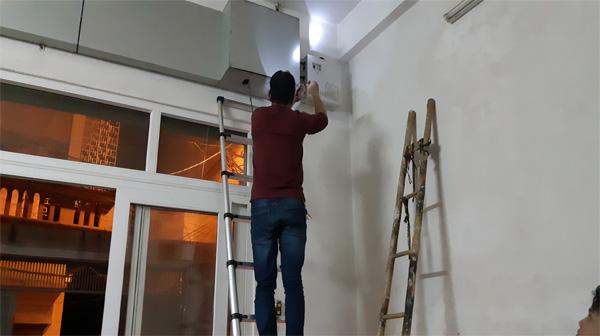 Sửa chữa cửa cuốn tại Kim Liên