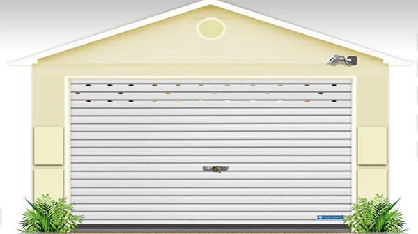 Sửa chữa cửa cuốn tại Thổ Quan